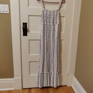 Japna Maxi Dress size small anthropologie style
